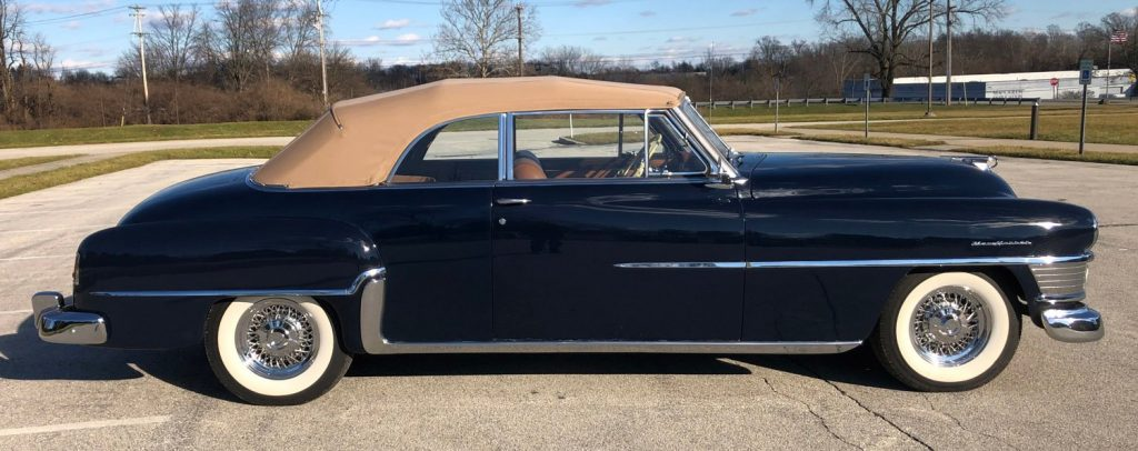 1951 Chrysler New Yorker
