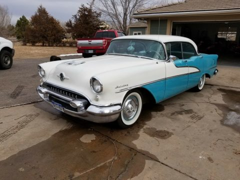 1955 Oldsmobile Ninety Eight Holiday for sale