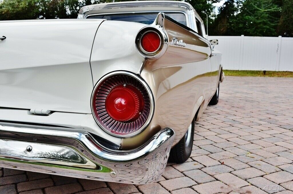 1959 Ford Ranchero Excellent Restoration V8 Manual