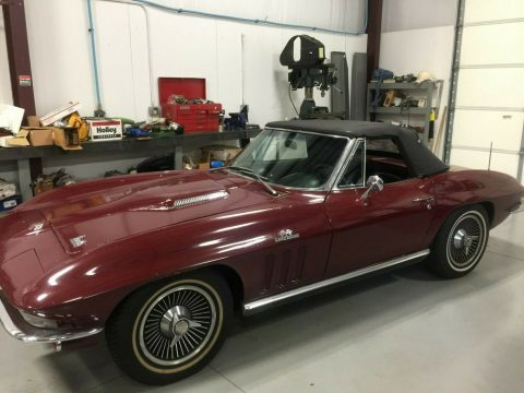 1966 Chevrolet Corvette standerd for sale
