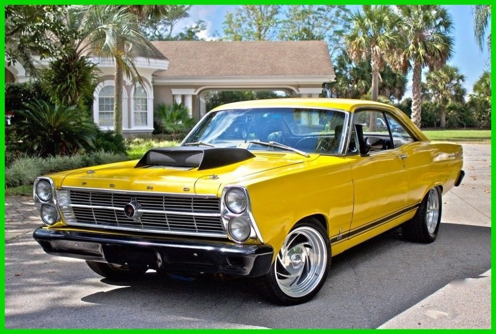 1966 Ford Fairlane GT Coupe / 1000HP
