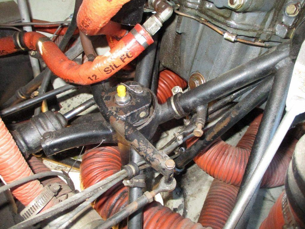 1968 Piper Cherokee 140, 4 Place, 5,300tt, 1144 Smoh, Powerflow Exhaust, NOSE FO