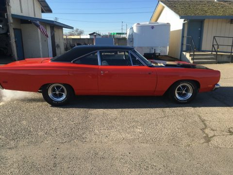 1969 Plymouth Road Runner RM21 for sale