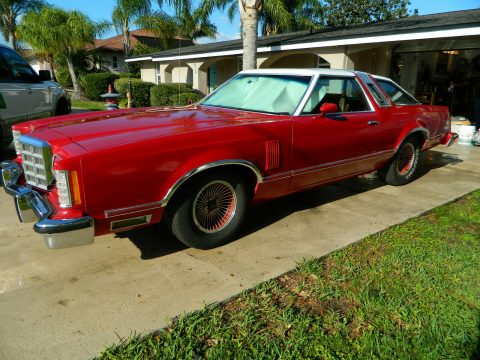 1979 Ford Thunderbird Town Landau for sale