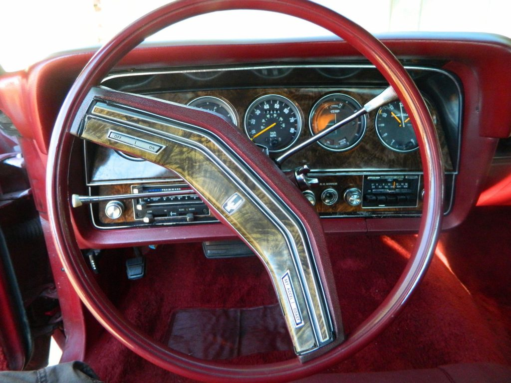 1979 Ford Thunderbird Town Landau