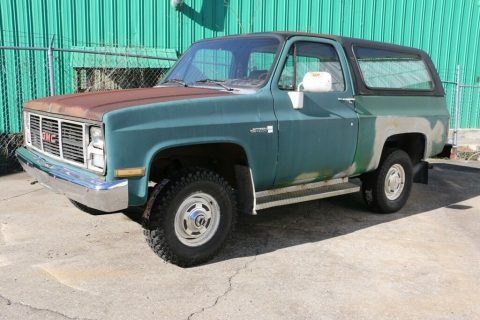 1987 GMC Jimmy for sale