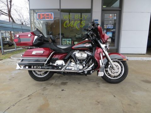 2007 Harley Davidson Touring for sale