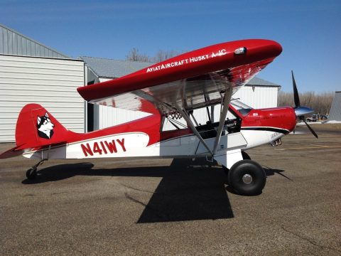 2011 Aviat Husky A 1C 200 HP aircraft for sale