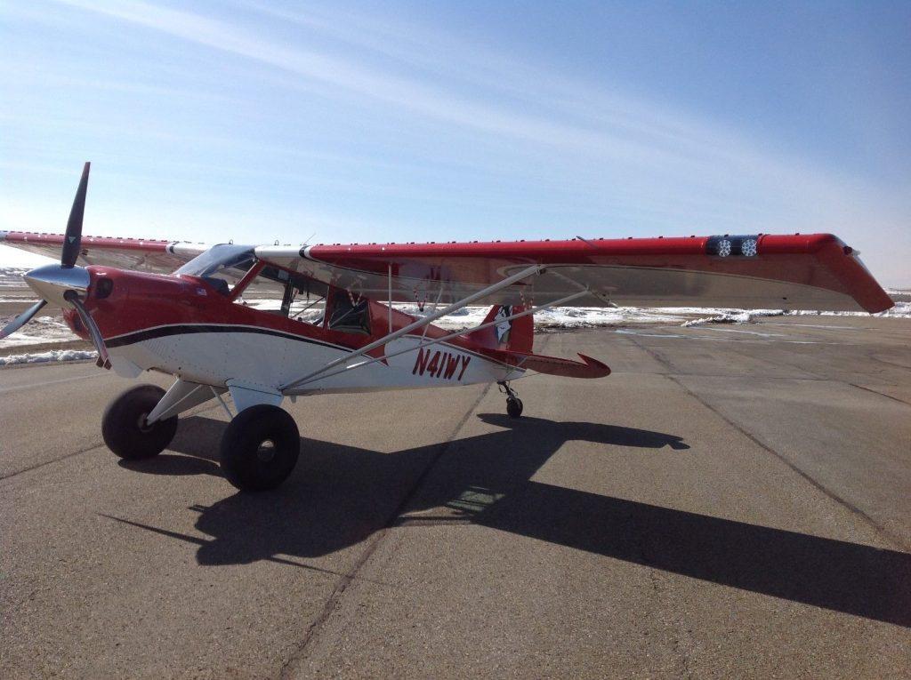 2011 Aviat Husky A 1C 200 HP aircraft