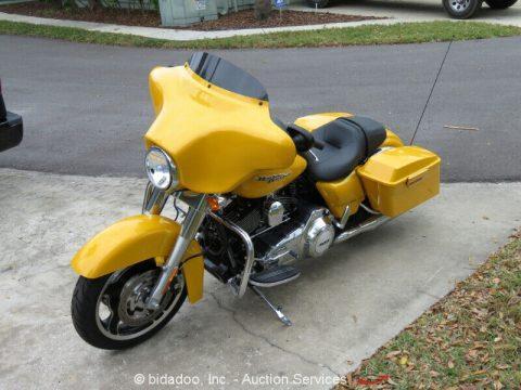 2013 Harley Davidson FLHX Street Glide for sale