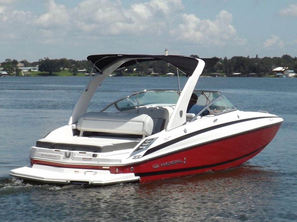 2013 Regal 27 FasDeck sea ray FORMULA