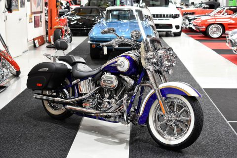 2014 Harley Davidson Softail for sale
