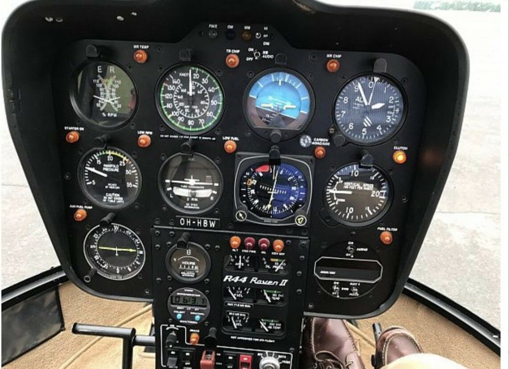 Robinson Helicopter 2004 raven 2 R44 IFR