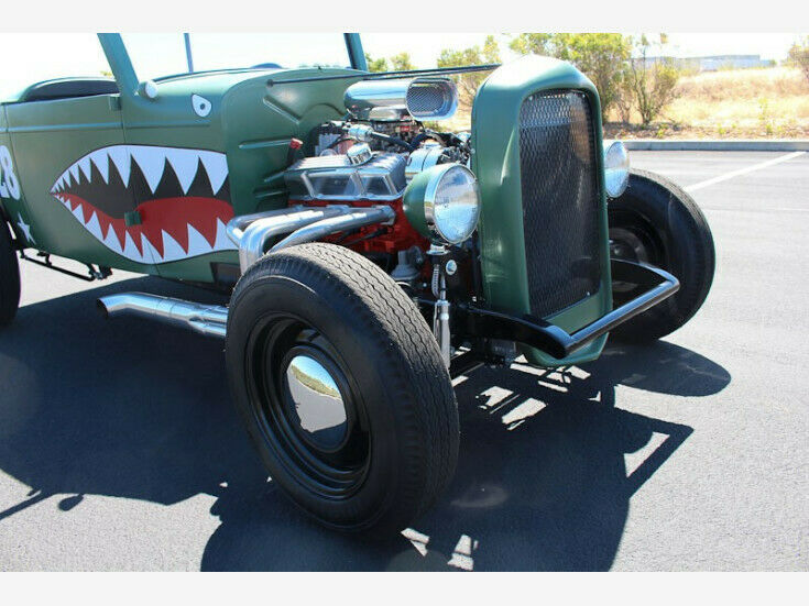 1928 Chevrolet Hot Rod