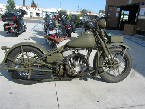 1942 Harley Davidson WLC Military for sale