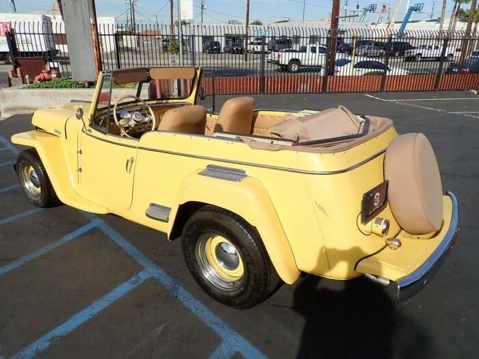 1949 Willys 439 Overland Ovation