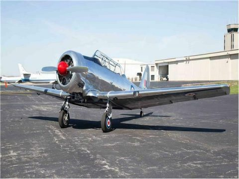 1954 Harvard T6 Mark IV for sale