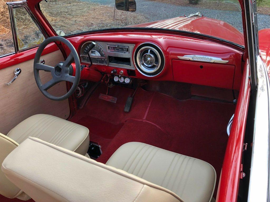 1954 Pontiac Convertible