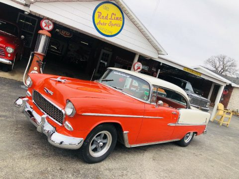 1955 Chevrolet Bel Air/150/210 2 door hard top for sale
