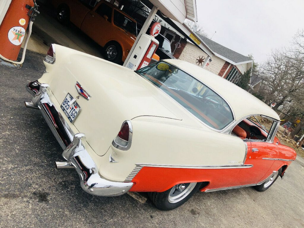 1955 Chevrolet Bel Air/150/210 2 door hard top