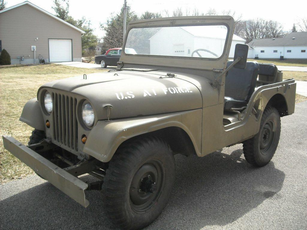 1955 Jeep CJ5 Military