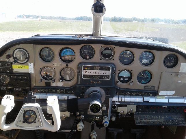 1958 Beechcraft Bonanza
