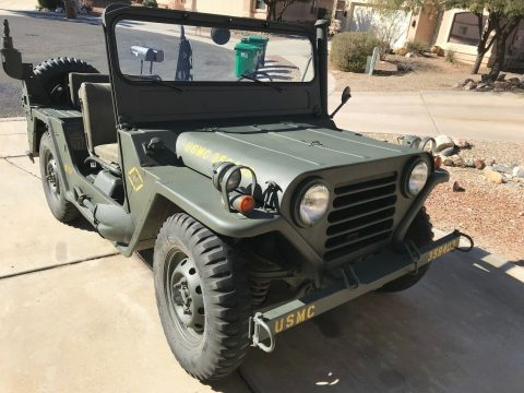 1966 M151a1 Ford Motors MUTT for sale