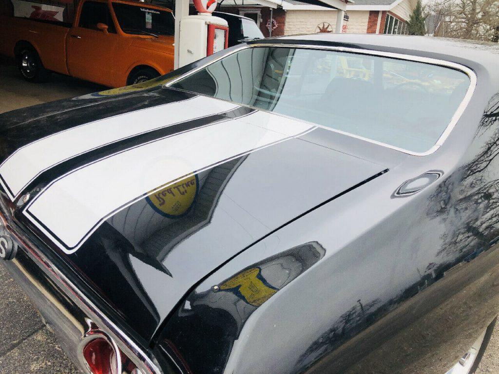1972 Chevrolet Chevelle Tribute
