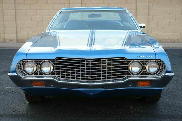 1972 Ford Grand Torino
