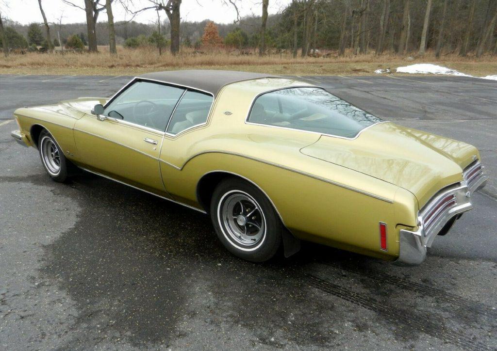 1973 Buick Riviera base