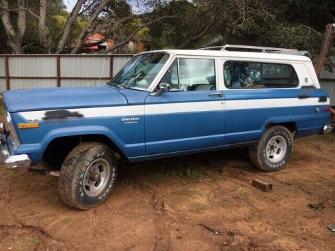 1974 Jeep Cherokee for sale