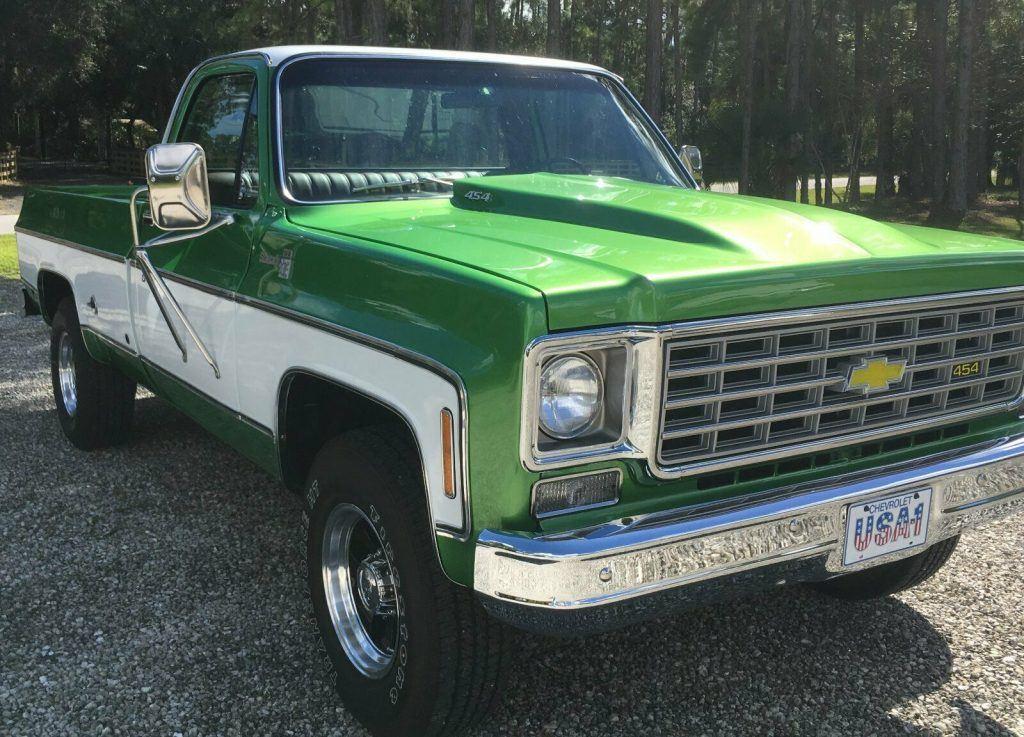 1975 Chevrolet silverado
