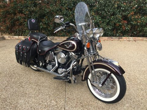 1998 Harley Davidson Softail for sale