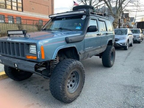 1999 Jeep Cherokee SPORT for sale