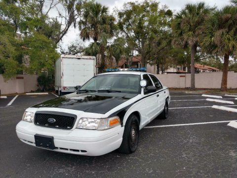 2004 Ford Crown Victoria Police Interceptor for sale