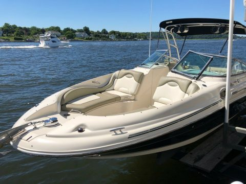 2006 Sea Ray 270 sundeck for sale