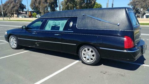 2007 Lincoln Eureka COACH Funeral for sale