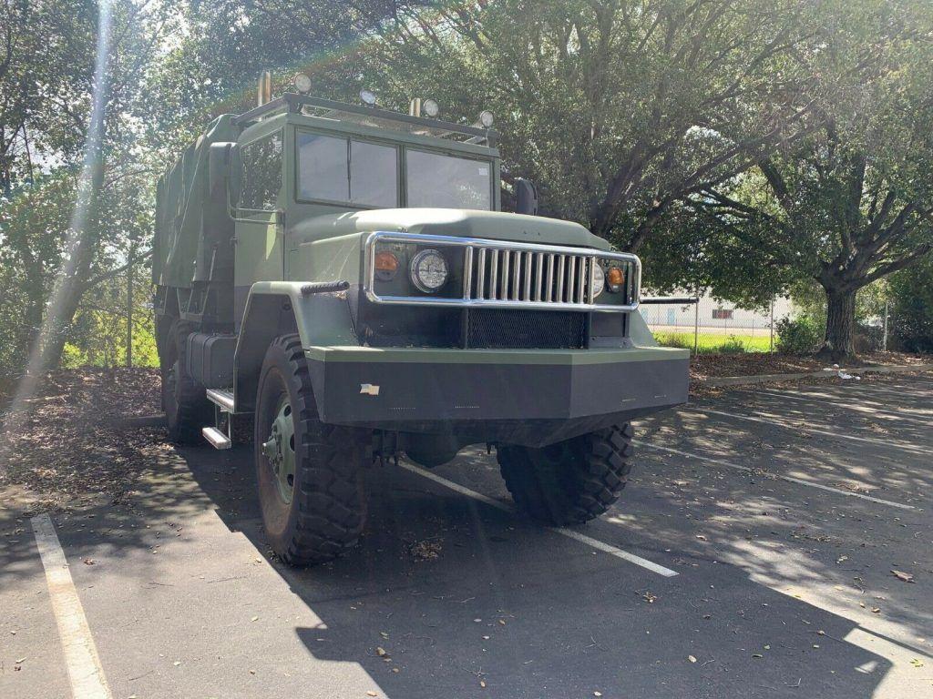 AMC Army truck