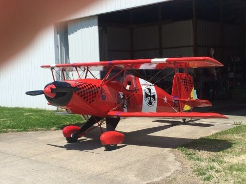 Jungster 1 Aerobatic Biplane for sale
