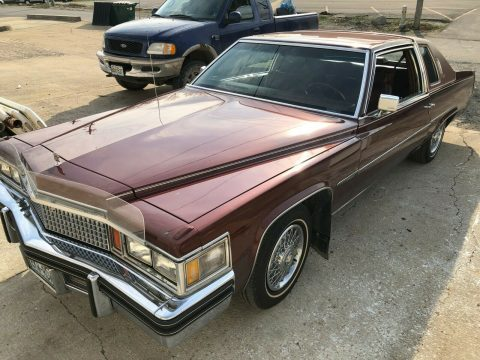 1979 Cadillac Deville D'Elegance for sale