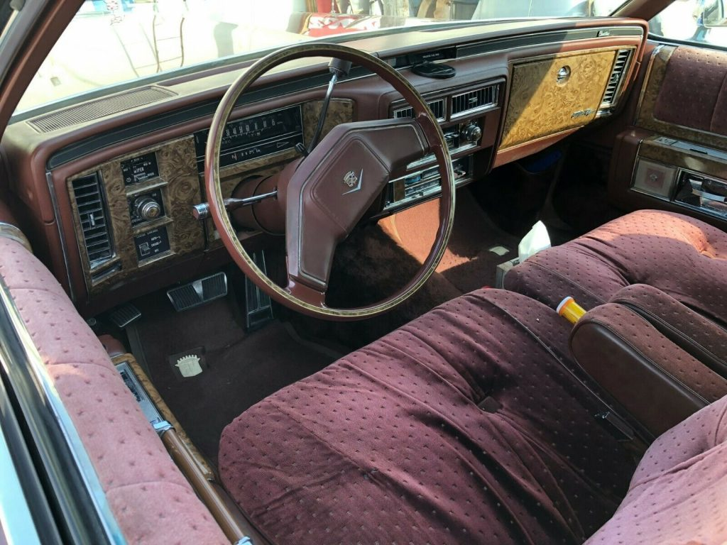 1979 Cadillac Deville D'Elegance