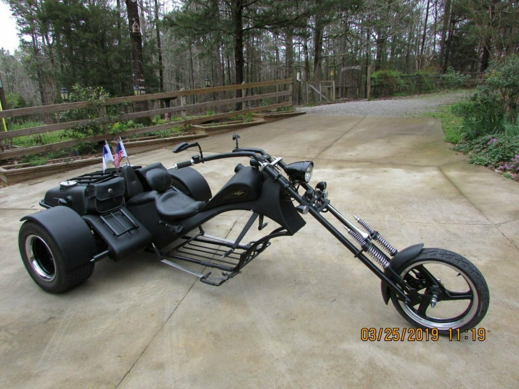 1982 Custom Built Motorcycles