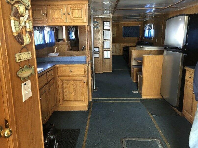 1982 Custom Chandeleur Charter Boat 60 ft