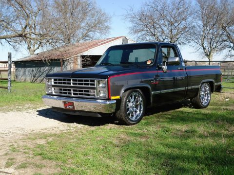 1984 Chevrolet Silverado C 10 for sale