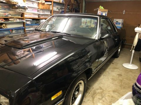 1986 Chevrolet El Camino Choo Choo Custom SS for sale
