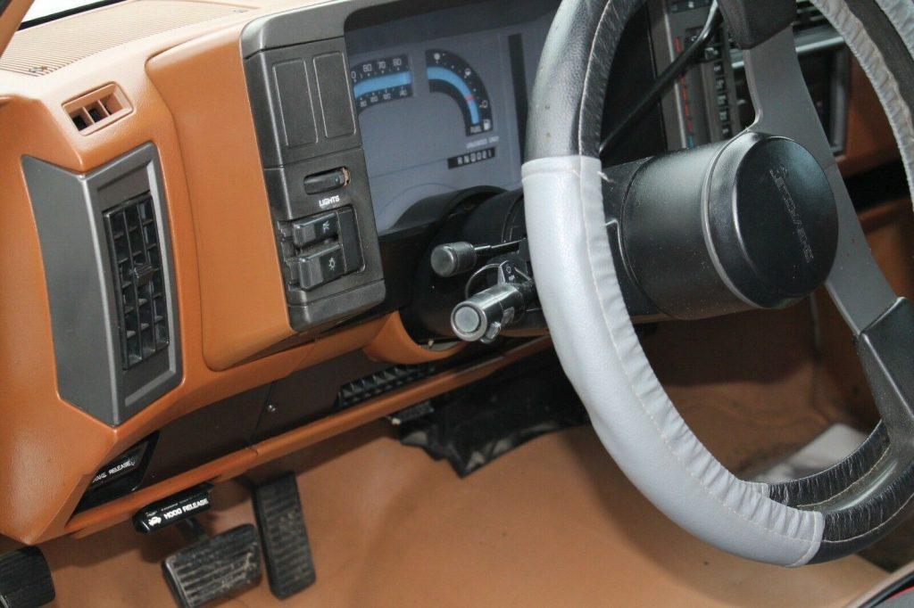 1988 Chevrolet S 10 costom