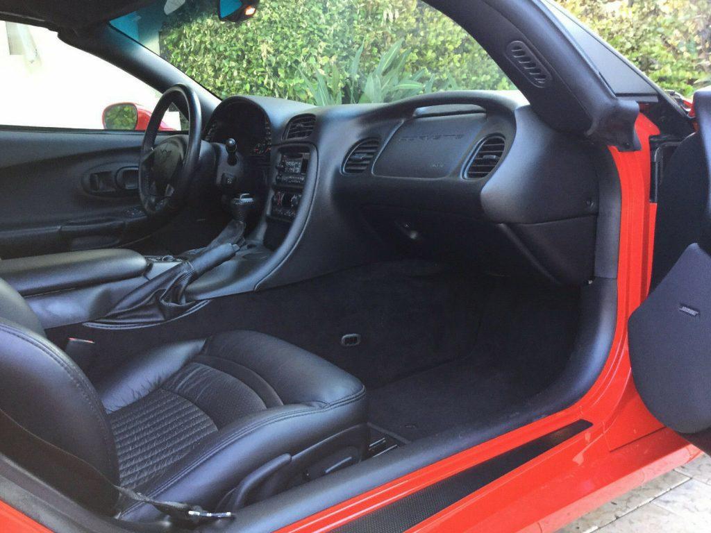 2001 Chevrolet Corvette Converible