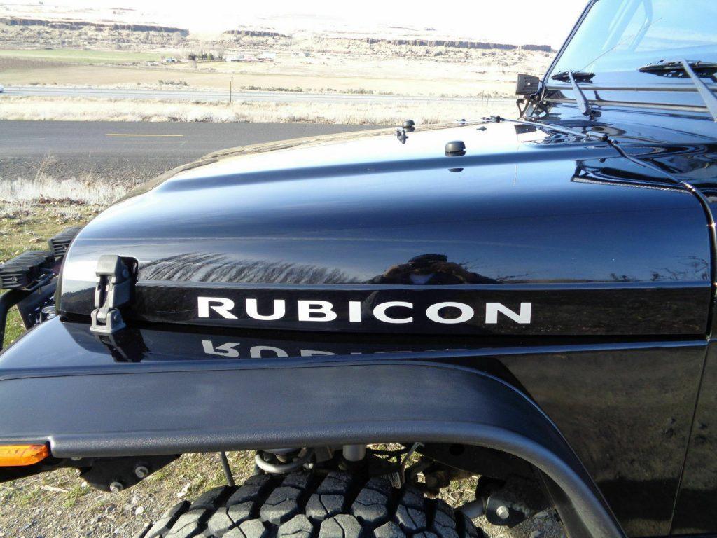 2005 Jeep Wrangler Wrangler Rubicon