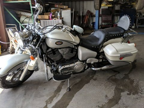 2005 Victory V92TC for sale