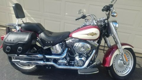 2007 Harley Davidson Softail Fat Boy for sale